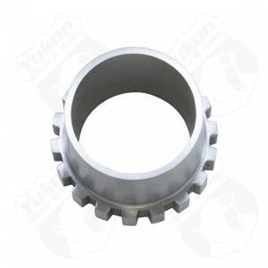 "Axles & Components - Bearings & Seals - Yukon Gear & Axle - 18 tooth ABS reluctor for GM 8.5"" in 3.73 ratio, Impala and Caprice."