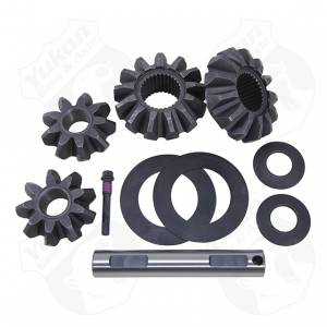 "Axles & Components - Gears & Kits - Yukon Gear & Axle - 10 Bolt open spider gear set for '00-'06 8.6"" GM with 30 spline axles"