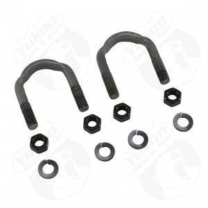 "Axles & Components - Components - Yukon Gear & Axle - 1330 U/joint U-Bolts, 5/16"" X 1-9/16"", (7260 & 7290 BILLET)."