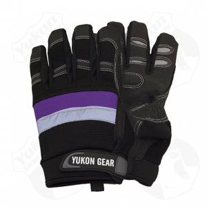 Towing - Towing Accessories - Yukon Gear & Axle - Yukon Recovery Gloves