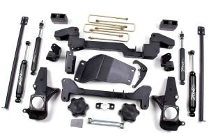 "Zone Offroad - Zone Offroad 6"" Suspension System 01-10 Chevy/GMC 4WD"