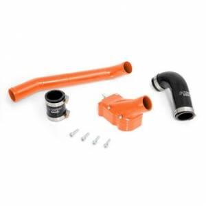 HSP Diesel - HSP LB7, LLY - Billet Thermostat Housing Kit - Burnt Orange - Image 9