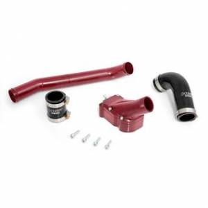 HSP Diesel - HSP LBZ, LMM - Billet Thermostat Housing Kit W/ Coolant return - Image 4
