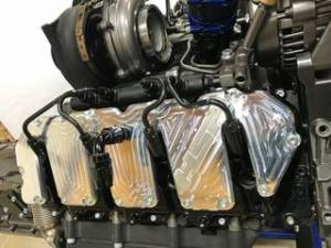 HSP Diesel - HSP LLY-LMM - Billet Valve Covers - Image 2