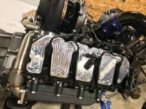 HSP Diesel - HSP LLY-LMM - Billet Valve Covers - Image 4