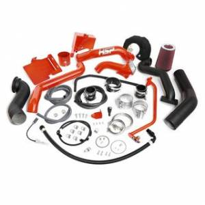 Turbo Chargers & Components - Turbo Charger Kits - HSP Diesel - HSP LML - (13-16) - Over Stock Twin Kit - No Turbo - Factory Battery Location