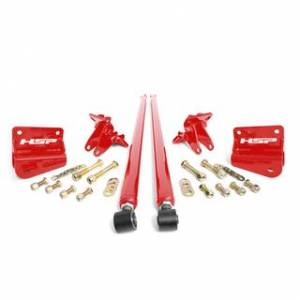 "HSP Diesel - HSP LML - 70"" Bolt On Traction Bars 4"" Axle Diameter - Image 2"