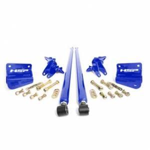 "HSP Diesel - HSP LML - 70"" Bolt On Traction Bars 4"" Axle Diameter - Image 3"