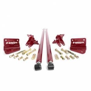"HSP Diesel - HSP LML - 70"" Bolt On Traction Bars 4"" Axle Diameter - Image 4"