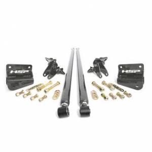 "HSP Diesel - HSP LML - 70"" Bolt On Traction Bars 4"" Axle Diameter - Image 13"