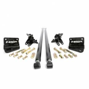"HSP Diesel - HSP LML - 70"" Bolt On Traction Bars 4"" Axle Diameter - Image 15"