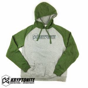 Gear & Apparel - Shirts - Kryptonite - KRYPTONITE VARSITY HOODIE
