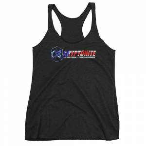 Gear & Apparel - Shirts - Kryptonite - KRYPTONITE PATRIOT WOMEN'S TANK
