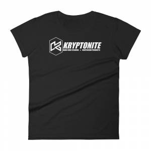 Gear & Apparel - Kryptonite - KRYPTONITE LADIES SHIRT