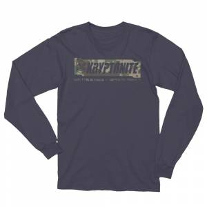 Gear & Apparel - Kryptonite - KRYPTONITE CAMO STAMP LONG SLEEVE SHIRT