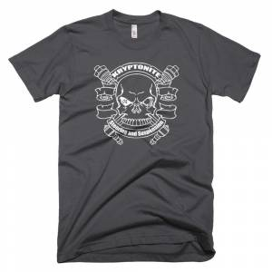Gear & Apparel - Kryptonite - KRYPTONITE SKULL SHIRT