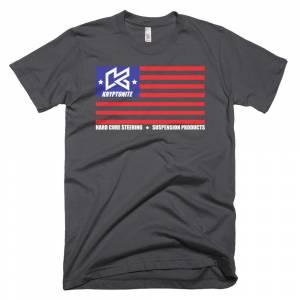 "Gear & Apparel - Shirts - Kryptonite - KRYPTONITE ""K"" FLAG SHIRT"