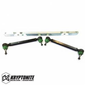 Steering And Suspension - Kits - Kryptonite - KRYPTONITE SS SERIES CENTER LINK TIE ROD PACKAGE 2011-2019 Chevy Silverado/GMC Sierra 2500 HD/3500 HD