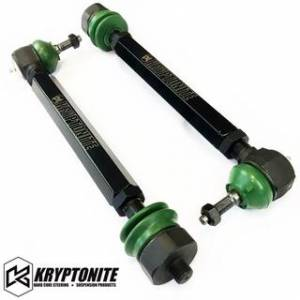 Steering And Suspension - Tie Rods and Parts - Kryptonite - KRYPTONITE DEATH GRIP TIE RODS 2001-2010 Chevy Silverado/GMC Sierra 2500 HD/3500 HD