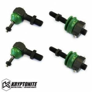 Kryptonite - KRYPTONITE Tie Rod Rebuild Kit For Tie Rods With Stock Center Link 2011+ Chevy Silverado/GMC Sierra 2500 HD/3500 HD - Image 2