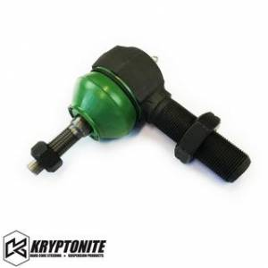 Steering And Suspension - Tie Rods and Parts - Kryptonite - KRYPTONITE Replacement Outer Tie Rod 2001-2010 Chevy Silverado/GMC Sierra 2500 HD/3500 HD