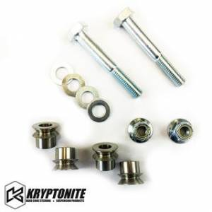 Steering And Suspension - Polariz RZR - Kryptonite - KRYPTONITE POLARIS RZR Tie Rod Conversion Spindle Hardware 13-18