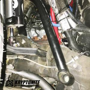 Kryptonite - KRYPTONITE DUAL SHOCK HOOP PACKAGE w/ STAGE 2 CONTROL ARMS 2001-2010 Chevy Silverado/GMC Sierra 2500 HD/3500 HD - Image 9