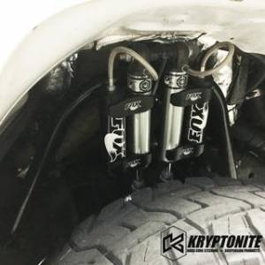 Kryptonite - KRYPTONITE DUAL SHOCK HOOP KIT 2001-2010 Chevy Silverado/GMC Sierra 2500 HD/3500 HD - Image 7