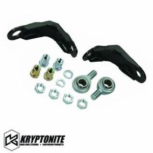 Steering And Suspension - Miscellaneous - Kryptonite - KRYPTONITE Pitman and Idler Arm Support Kit 2000-2006 1/2 Ton Trucks