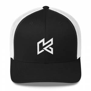 Black And White Kryptonite %u201CK%u201D Hat