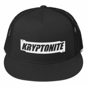 Gear & Apparel - Kryptonite - KRYPTONITE STAMP MESH BACK HAT
