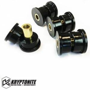 Steering And Suspension - Miscellaneous - Kryptonite - KRYPTONITE  Upper Control Arm Bushings 2011-2019 Chevy Silverado/GMC Sierra 2500 HD/3500 HD