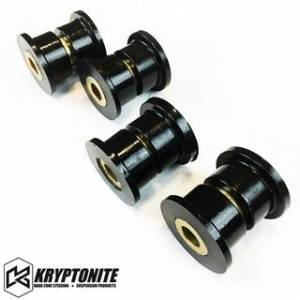 Steering And Suspension - Miscellaneous - Kryptonite - KRYPTONITE  Upper Control Arm Bushings 2001-2010 Chevy Silverado/GMC Sierra 2500 HD/3500 HD