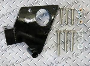 Fuel System & Components - Fuel System Parts - Duramax Twin CP3 Mount Bracket