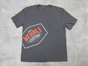 Gear & Apparel - Shirts - Men's T-Shirt- Front Logo