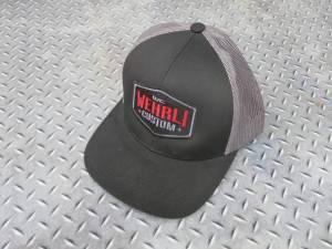 Gear & Apparel - Hats - Snap Back Hat Black/Charcoal Badge