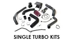 Turbo Chargers & Components - Turbo Charger Kits - HSP Diesel - HSP LML - (13-16) S300 Single Install Kit - No Turbo