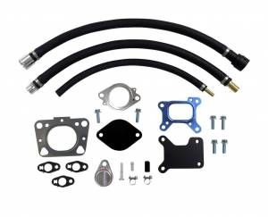 Exhaust - EGR Parts - Wehrli Custom Fabrication - WEHRLI CUSTOM FABRICATION L5P EGR Fix Kit