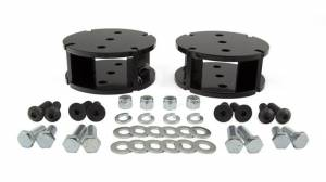 Steering And Suspension - Suspension Parts - Air Lift - Air Lift LOCK-N-LIFT; AIR SPRING SPACER; 4 IN. LIFT; INCL. HARDWARE; NO DRILL; INSTALLATI 52440