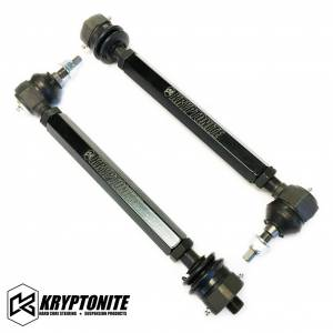 Kryptonite - KRYPTONITE DEATH GRIP TIE RODS 2011-2020 (FOR FABTECH RTS LIFT KITS)