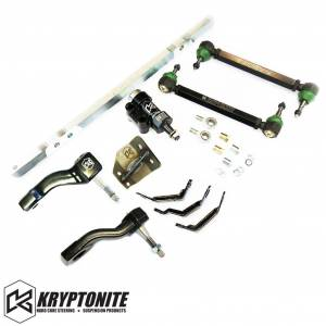 Steering And Suspension - Centerlink - Kryptonite - KRYPTONITE ULTIMATE FRONT END PACKAGE 2011+ Chevy Silverado/GMC Sierra 2500 HD/3500 HD