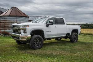 "Steering And Suspension - Lift & Leveling Kits - Zone Offroad - 2020 Chevy/GMC 2500HD | Silverado | Sierra | Denali 5"" IFS Lift Kit w/ FOX 2.0 Shocks"