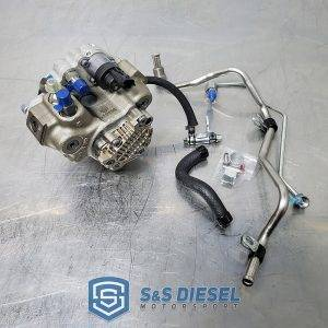 Fuel System & Components - Fuel System Parts - S&S DIESEL -  LML Duramax CP3 Conversions