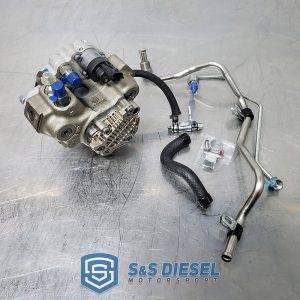Fuel System & Components - Fuel Injectors & Parts - S&S DIESEL -  LML Duramax CP3 Conversions