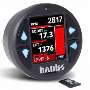 Banks Power - Derringer Tuner w/DataMonster, with ActiveSafety, includes Banks iDash 1.8 DataMonster, for 2017-2019 Chevy/GMC 2500/3500 6.6L Duramax, L5P - Image 4