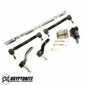 Steering And Suspension - Kits - Kryptonite - KRYPTONITE ULTIMATE FRONT END PACKAGE 2011-2020 Chevy Silverado/GMC Sierra 2500 HD/3500 HD