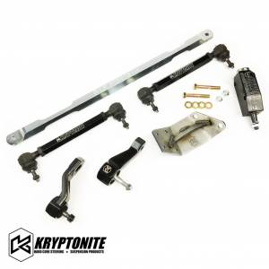 Steering And Suspension - Kits - Kryptonite - KRYPTONITE ULTIMATE FRONT END PACKAGE 2001-2010 Chevy Silverado/GMC Sierra 2500 HD/3500 HD