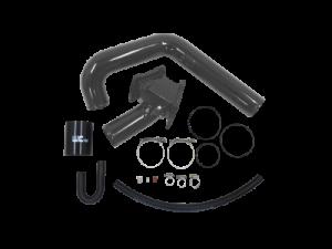 Turbo Chargers & Components - Intercoolers and Pipes - Wehrli Custom Fabrication - Wehrli Custom Fabrication LBZ/LMM Y-Bridge Kit