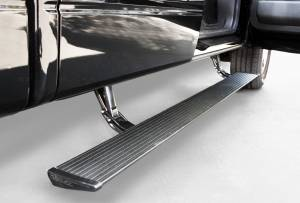 Exterior - Running Boards - AMP Research - AMP Research  76127-01A-B
