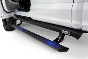 Exterior - Running Boards - AMP Research - AMP Research  77104-01A
